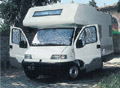 PROTECTOR TERMICO FORD TRANSIT 1998-2000